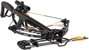 BearX Intense Ready to Shoot Crossbow Package
