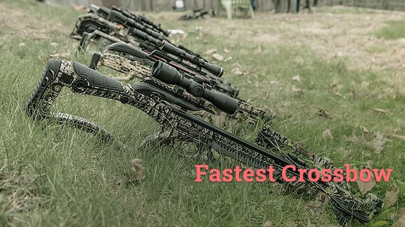 Fastest Crossbow