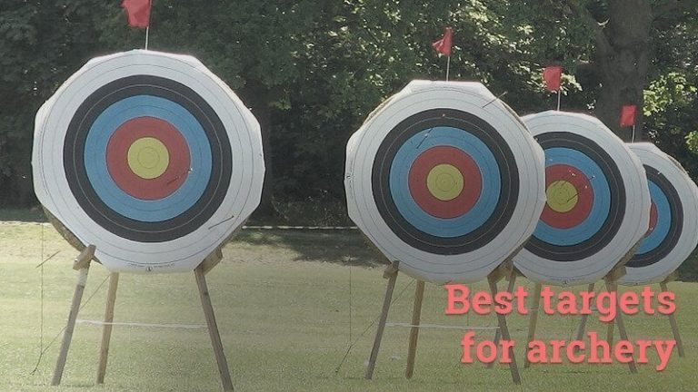 best targets for archery