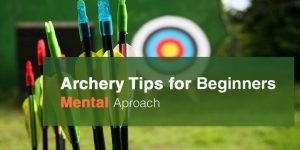 archery tips for beginners