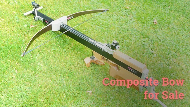 composite bow for sale
