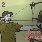 how to draw a bow and arrow