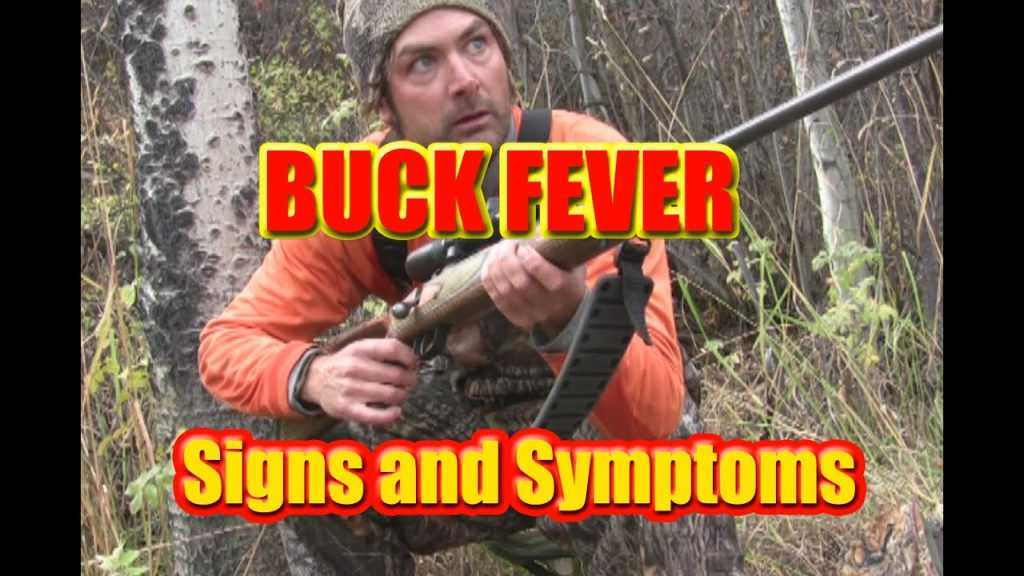 buck fever synthetics