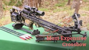 most expensive crossbow