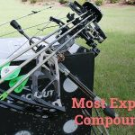 most expensive compound bow
