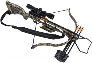 SA Sports 647 Empire Fever Pro 175LB Crossbow Package