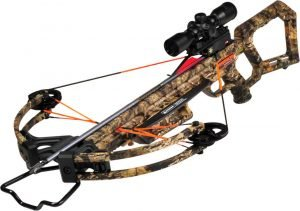 Wicked Ridge Warrior Ultra-Lite Crossbow