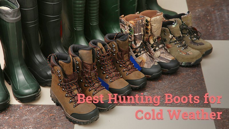 best hunting boots for cold weather 1