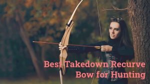 best takedown recurve bow for hunting